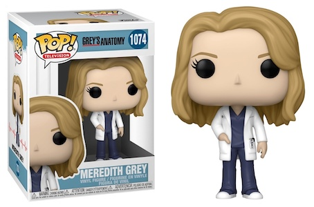 Funko Pop Grey's Anatomy Figures 1
