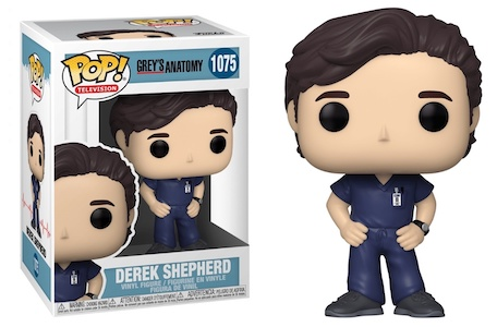 Funko Pop Grey's Anatomy Figures 2