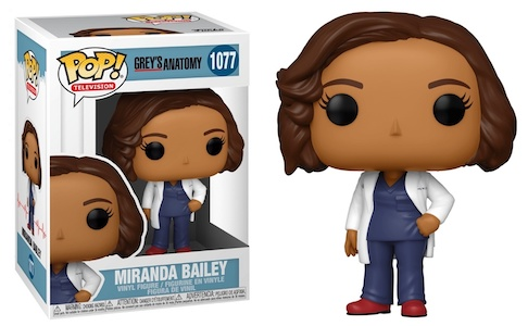 Funko Pop Grey's Anatomy Figures 4
