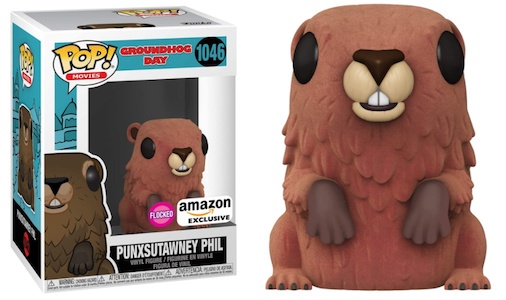 Funko Pop Groundhog Day Figures 2