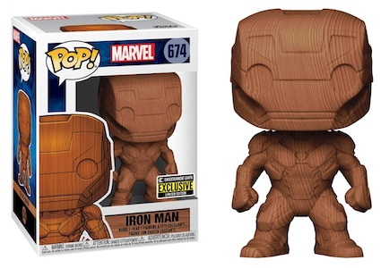 Ultimate Funko Pop Iron Man Figures Checklist and Gallery 41