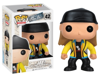 Funko Pop Jay and Silent Bob Figures 1