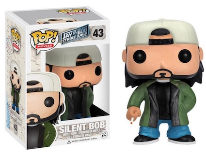 Funko Pop Jay and Silent Bob Figures 2