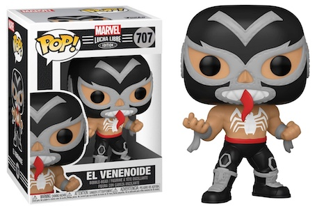 Ultimate Funko Pop Venom Figures Gallery and Checklist 71