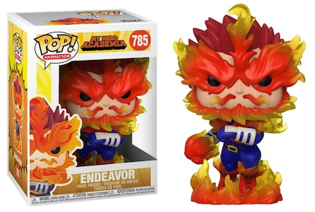 Ultimate Funko Pop My Hero Academia Figures Gallery and Checklist 48