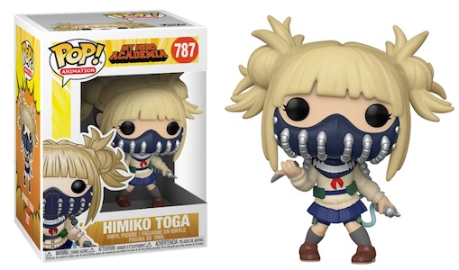 Ultimate Funko Pop My Hero Academia Figures Gallery and Checklist 50