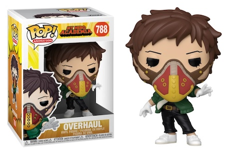 Ultimate Funko Pop My Hero Academia Figures Gallery and Checklist 51