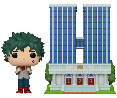 Ultimate Funko Pop My Hero Academia Figures Gallery and Checklist 66