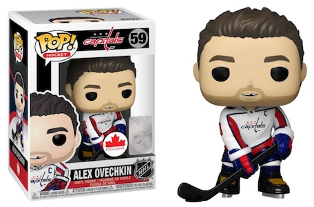 Ultimate Funko Pop NHL Hockey Figures Checklist and Gallery 74