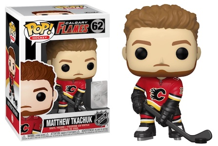 Ultimate Funko Pop NHL Hockey Figures Checklist and Gallery 78