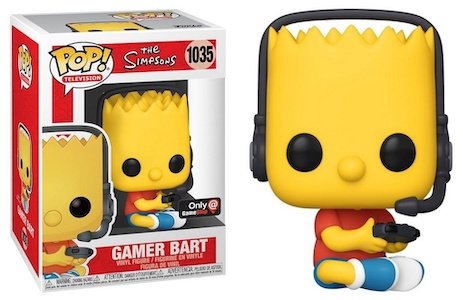 Ultimate Funko Pop Simpsons Figures Gallery and Checklist 48