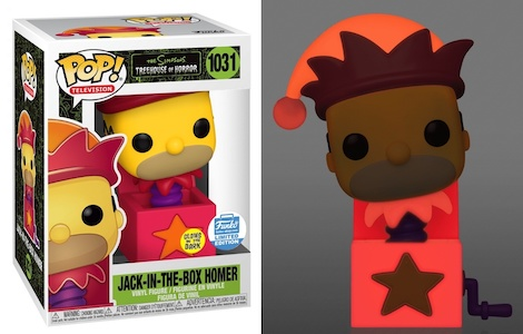 Ultimate Funko Pop Simpsons Figures Gallery and Checklist 44