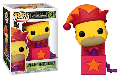 Ultimate Funko Pop Simpsons Figures Gallery and Checklist 43
