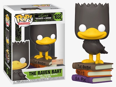 Ultimate Funko Pop Simpsons Figures Gallery and Checklist 45