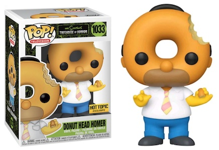 Ultimate Funko Pop Simpsons Figures Gallery and Checklist 46