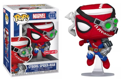 Ultimate Funko Pop Spider-Man Figures Checklist and Gallery 77