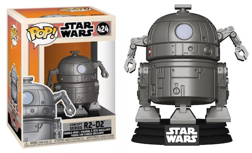 Ultimate Funko Pop Star Wars Figures Checklist and Gallery 489