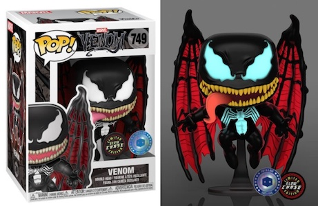 Ultimate Funko Pop Venom Figures Gallery and Checklist 75
