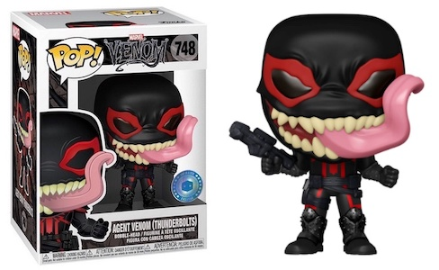 Ultimate Funko Pop Venom Figures Gallery and Checklist 73