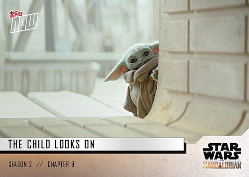 Topps Now Star Wars Mandalorian Trading Cards - Season 2 / Chapter 11 3