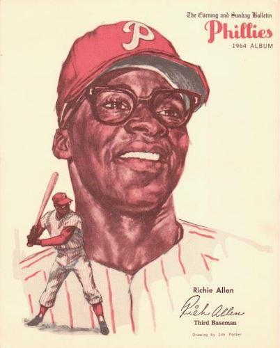 Top 10 Dick Allen Baseball Cards 11