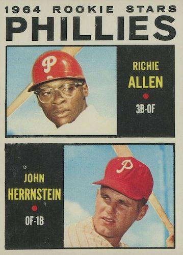 Top 10 Dick Allen Baseball Cards 13