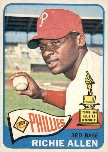 Top 10 Dick Allen Baseball Cards 10
