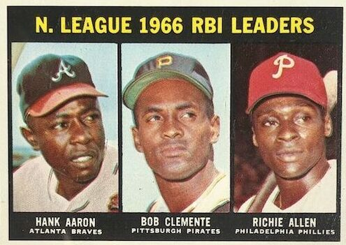 Top 10 Dick Allen Baseball Cards 3