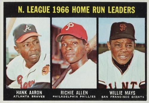 Top 10 Dick Allen Baseball Cards 4