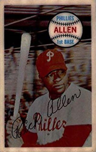 Top 10 Dick Allen Baseball Cards 1