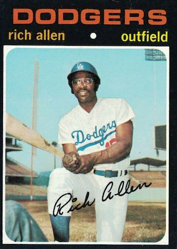 Top 10 Dick Allen Baseball Cards 7