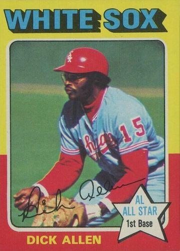 Top 10 Dick Allen Baseball Cards 8