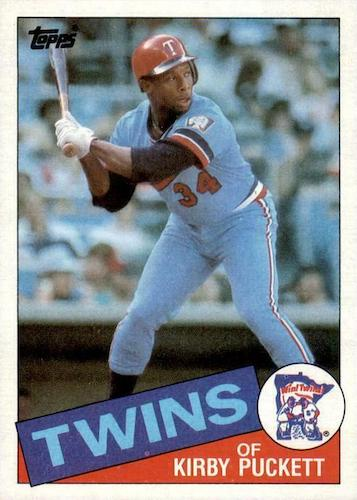 Top 1985 Baseball Cards to Collect 8
