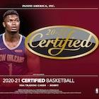 2020-21 Panini Certified Basketball