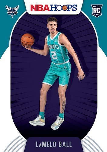 2020-21 Panini NBA Hoops Basketball Cards 3