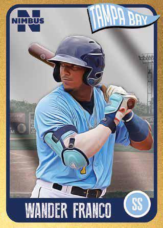 2020 Onyx Nimbus Baseball Cards 3