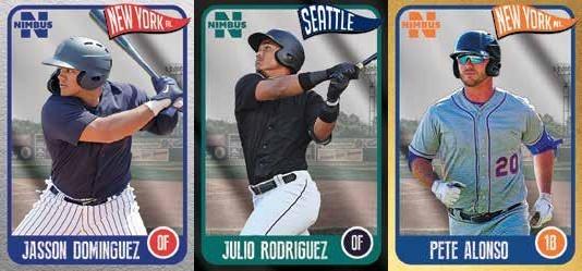 2020 Onyx Nimbus Baseball Cards - Checklist Added 4