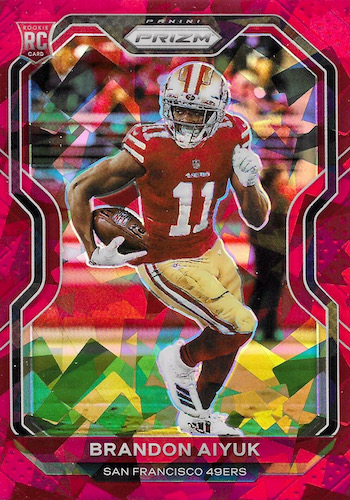 Top 2020 NFL Rookies Guide and Football Rookie Card Hot List 18