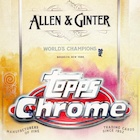 2020 Topps Allen & Ginter Chrome Baseball Cards