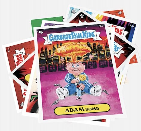 2020 Topps Garbage Pail Kids Exclusive Trading Cards Set Checklist 6