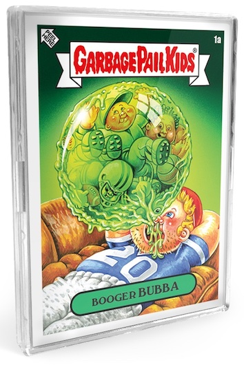 2020 Topps Garbage Pail Kids Exclusive Trading Cards Set Checklist 1