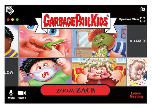 2020 Topps Garbage Pail Kids Exclusive Trading Cards Set Checklist 2