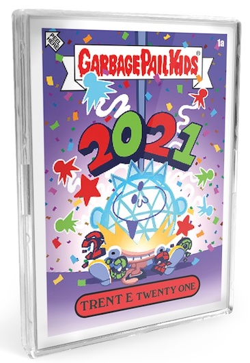 2020 Topps Garbage Pail Kids Exclusive Trading Cards Set Checklist 16