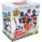 2020 Topps Holiday Baseball Mega Box Cards