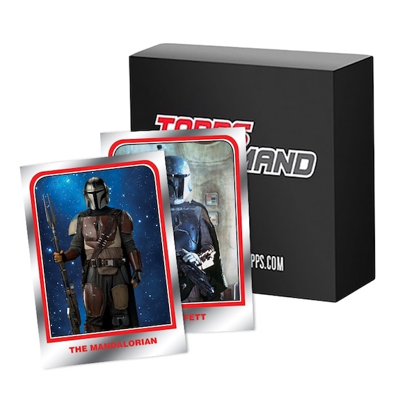 2020 Topps On Demand Set Trading Cards Checklist - Set 27 1