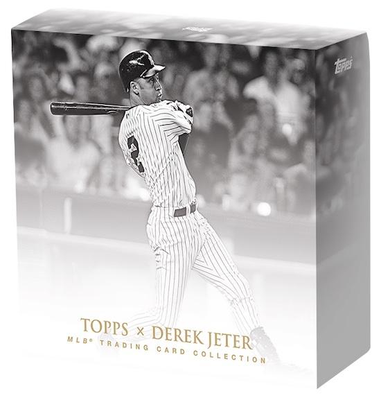 2020 Topps X Derek Jeter Baseball Cards 1