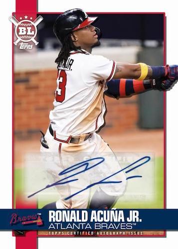 2021 Topps Big League Baseball Cards 6