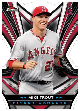 2021 Topps Finest Baseball Cards 6