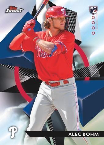 2021 Topps Finest Baseball Cards 4
