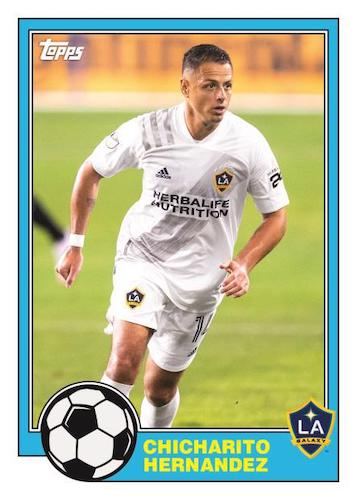 2021 Topps MLS Major League Soccer Cards 4